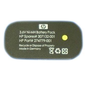 HP Clock & Memory Backup RTC Battery Battery 3.6v 500mAh