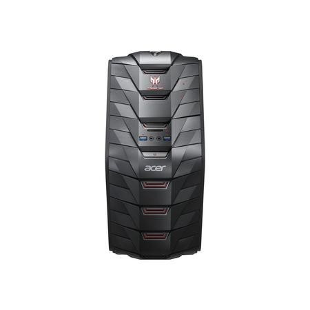 A1/DT.B14EK.022 Refurbished ACER Predator G3-710 Gaming PC i5-6400 8GB 1TB  AMD Radeon R9 360 Windows 10 Gaming Desktop
