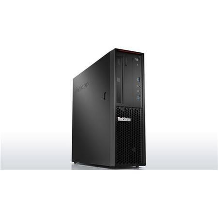 Lenovo P300 SFF E3-1226 v3  4GB 500GB DVDRW Windows 7/8 1 Professional Workstation