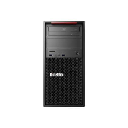 30AT0050UK Lenovo ThinkStation P310 Intel Xeon E3-1245-v5 8GB 256GB SSD DVD-RW Windows 10 Professional Desktop