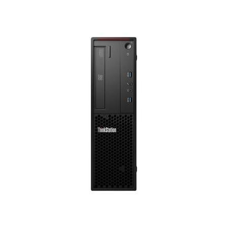 Lenovo ThinkStation P320 Core i7-7700 8GB 256GB SSD DVD-Writer Windows 10 Professional Desktop