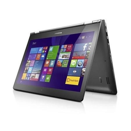 "Refurbished Lenovo Yoga 500 14"" Intel Core i7-5500U 2.5GHz 8GB 256GB SSD   NVIDIA GeForce 940M GraphicsTouchscreen Convertible Windows 8.1 Laptop"