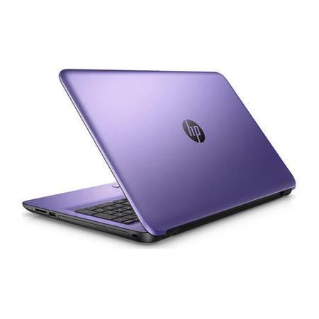 "Refurbished HP 15-af152sa 15.6"" AMD A8-7410 2.2GHz 8GB 1TB Radeon R5 Windows 10 Laptop in Purple"