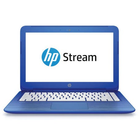 A2/P0H72EA Refurbished HP Stream 11-r050sa Intel Celeron N3050 2GB 32GB 11.6 Inch Windows 10 Laptop in Blue