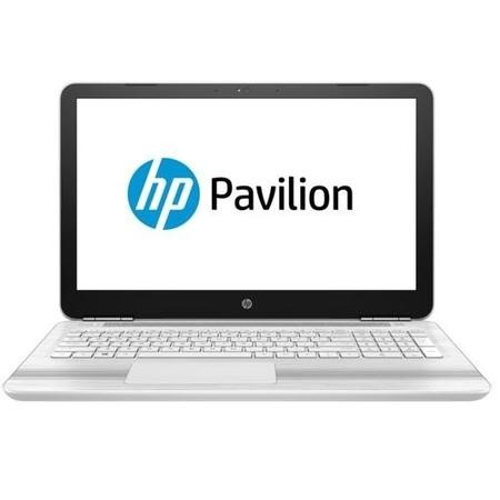 "A1/W9V63EA Refurbished HP Pavilion 15-au072sa 15.6"" Intel Core i3-6100U 2.3Ghz 8GB 1TB DVD-SM Windows 10 Laptop"
