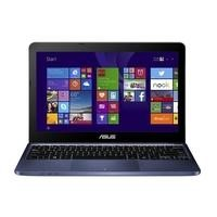 "Refurbished Asus X205TA-BING-FD015B 11.6"" Atom 1.33GHz 2GB RAM 32GB SSD Win 8.1 with Bing Laptop in Blue"