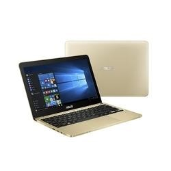 "Refurbished Asus EeeBook 11.6"" Intel Atom Z3735F 1.33GHz 2GB 32GB Windows 10 Laptop in Gold"