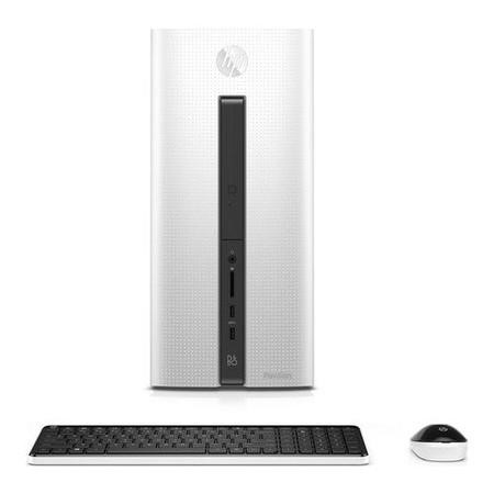 Refurbished HP 550-079na Intel Core i7-4790S 16GB 2TB AMD RADEON R5 Graphics Windows 8.1 Desktop in White