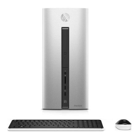 Refurbished HP Pavilion 550-178na Core i7-6700 16GB 2TB AMD Radeon R5 330 Graphics Win 10 64-bit