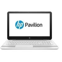 "Refurbished HP Pavilion 15-au076sa 15.6"" Intel Pentium 4405U 2.11GHz 4GB 1TB DVD-RW Windows 10 Laptop in Pearl White"