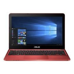 "Refurbished Asus X205TA 11.6"" Intel Atom Z3735F 1.33GHz 2GB 32GB Windows 10 Laptop in Red"
