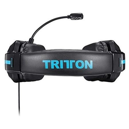 Tritton Kama Stereo Gaming Headset in Black for PS4
