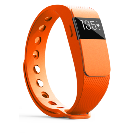 IQ-FITHR/BAND/ORANGE Replacement Band for IQ-FIT HR - Orange