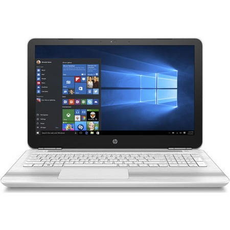 "A1/X7G57EA Refurbished HP Pavilion 15-au076na 15.6"" Intel Pentium 4405U 2.1GHz 4GB 1TB DVD-SM Windows 10 Laptop"