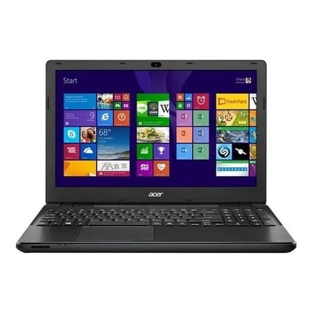 "GRADE A2 - Light cosmetic damage - Acer TravelMate P256 4th Gen Core i5-4200U 4GB 500GB 15.6"" DVDRW Windows 7/8.1 Professional Laptop"