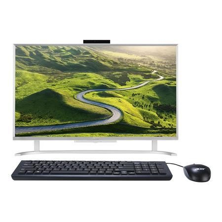 A2/DQ.B7DEK.002 Refurbished Acer Aspire C22-760 Core i3-6100U8GB 1TB 21.5 Inch Windows 10 All In One PC