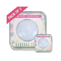 Pack of 2 Spherical Handbag Lights