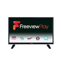 Finlux 32 Inch HD Ready Smart LED TV with Freeview Play and Freeview HD