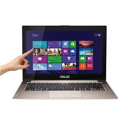 "Box opened Asus UX31A-C4043P Intel Core i7-3517 1.9GHz 4GB 256GB 13.3"" Touchscreen Windows 8 Pro Ultrabook Laptop"