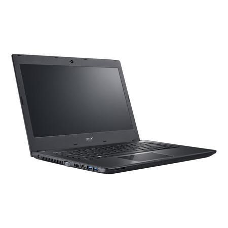 GRADE A1 - As new but box opened - Acer TravelMate P249-M Core i3-6100U 4GB 500GB 14 Inch Windows 7 Professional Laptop