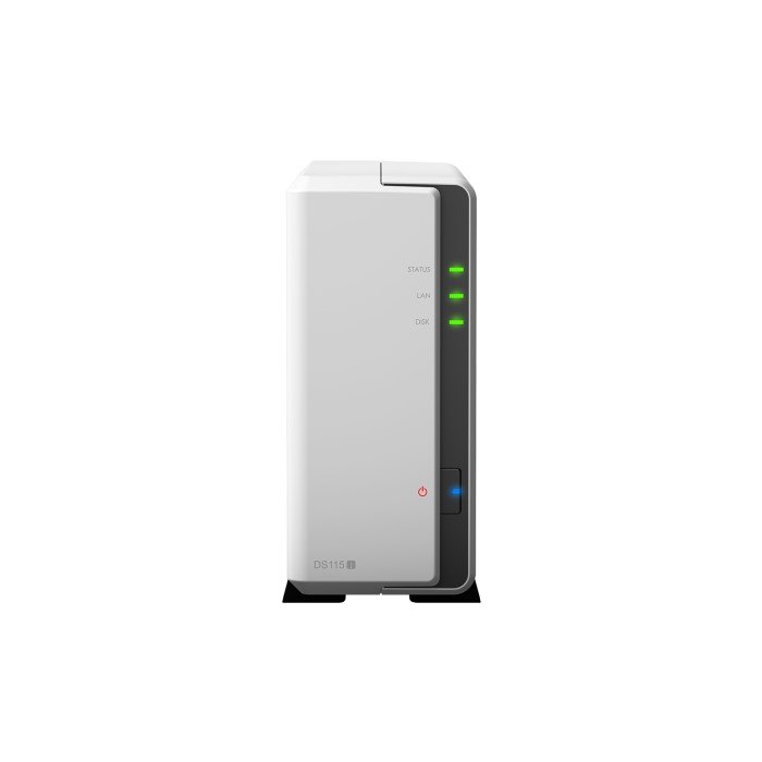 Synology DS115j/6TB-Red 1 Bay NAS