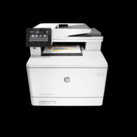 GRADE A1 - HP Color LaserJet Pro MFP M477fnw - Multifunction printer - colour - laser - Legal 216 x 356 mm original - A4/Legal media - up to 27 ppm copying - up to 27 ppm printing -