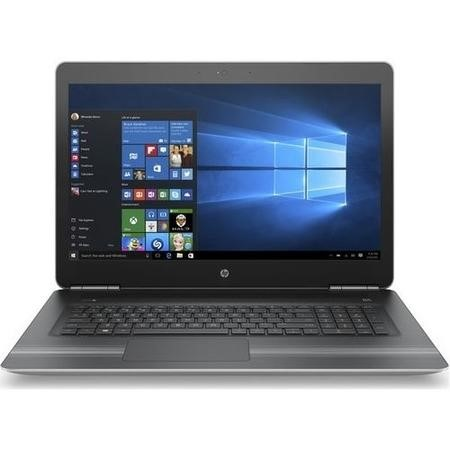A2/F1D70EA Refurbished HP Pavilion 17-ab051sa Core i7-6700HQ 8GB 1TB + 128GB NVIDIA GeForce GTX 960M 17.3 Inch Windows 10 Laptop