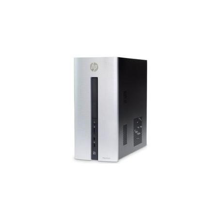 A2/N8X12EA Refurbished HP Pavilion 550-103na AMD A10-8750 8GB 2TB + 128GB Radeon R5-330 Windows 10 Desktop in White