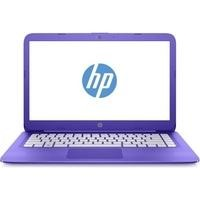 Refurbished HP Stream 14-ax053sa Intel Celeron N3060 4GB 32GB 14 Inch Windows 10 Laptop in Purple