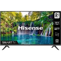 "Hisense 32A5600FTUK 32"" HD Ready Smart LED TV with Freeview Play and Dolby Audio"