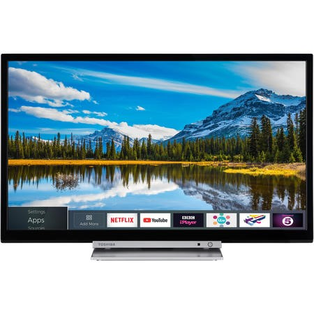 "32D3863DB Toshiba 32D3863DB 32"" HD Ready LED Smart TV and DVD Combi with Freeview HD"