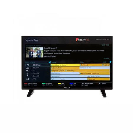 Finlux 32 inch Full HD 1080p  LED Smart TV with Freeview Play and Freeview HD plus DTS TruSurround and Built-in Wi-Fi