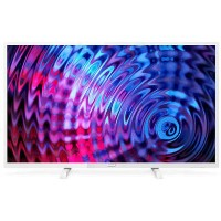 "GRADE A1 - Philips 32PHT5603 32"" 1080p Full HD LED TV with 1 Year Warranty - White"