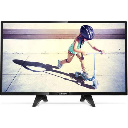 "32PHT4132/05/R/B GRADE A2 - Refurbished Philips 32PHT4132 32"" 720p HD Ready LED TV with 1 Year Warranty"
