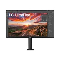 "LG UltraFine Display Ergo 32UN880-B 31.5"" IPS 4K HDR Monitor"