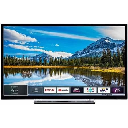 "32W3863DB Toshiba 32W3863DB 32"" 720p HD Ready LED Smart TV with Freeview HD"