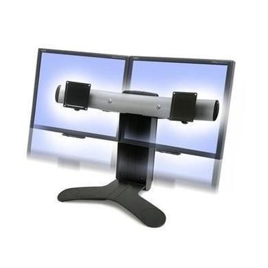 Ergotron LX Dual Display Lift Stand - stand