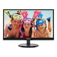 "Philips 226V6QSB6 IPS FHD DVI VGA 22"" Monitor"