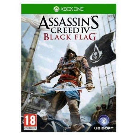 Xbox One Assassins Creed 4 Black Flag