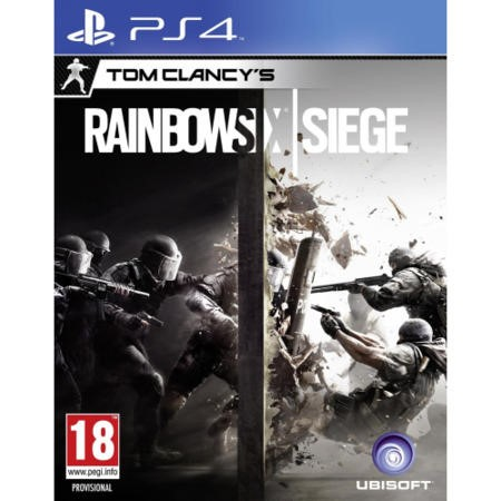 Tom Clancys Rainbow Six Siege for PlayStation 4