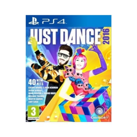 Just Dance for Play Station 4