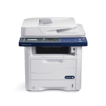 Xerox WorkCentre 3315DN A4 Mono Multifunction Laser Printer