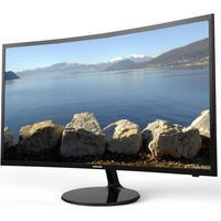 A1 Refurbished Samsung 27 Inch Curved Full HD TV Monitor with Freeview