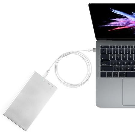 iQ Apple Macbook Macbook Pro & Macbook Air Post 2012 30000mAh Power Bank With MagSafe 2 Connector