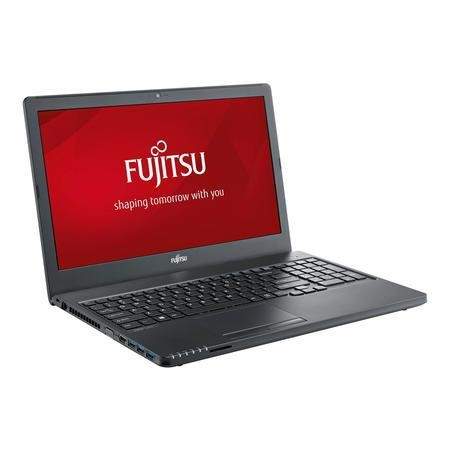 VFY:A5570M25BBGB Fujitsu LIFEBOOK A557 Core i5-7200U 8GB 1TB DVD-RW 15.6 Inch Windows 10 Professional Laptop