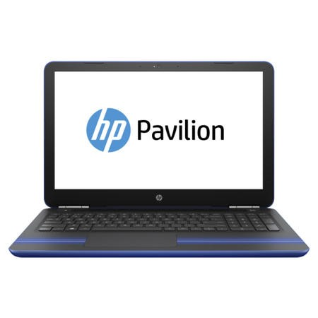 "A2/Z3D09EA Refurbished HP Pavilion 15-au183sa 15.6"" Intel Core i5-7200U 2.5GHz 8GB 1TB DVD-RM Windows 10 Laptop in Blue"