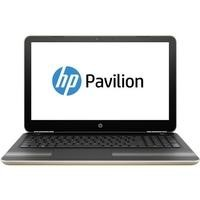 "Refurbished HP Pavilion 15-au185sa 15.6"" Intel Core i5-7200U 2.5GHz 8GB 1TB DVD-RW Windows 10 Laptop in Gold"