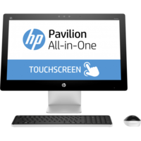 HP Pavilion 23-q107na Core i7-6700T 8GB 1TB DVD-RW 23 Inch Windows 10 Touchscreen All in One