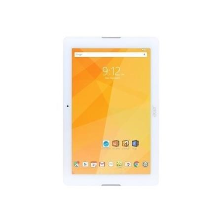 "Refurbished Acer Iconia One 10"" 16GB Tablet in White"