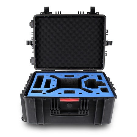 PFHCP3/4 DJI Phantom 4 Hard Waterproof Case With Wheels & Handle